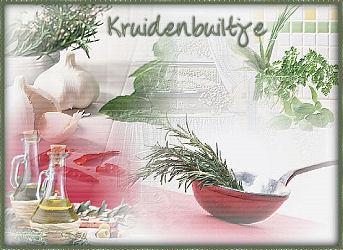 Kruidenbuiltje - Herbs