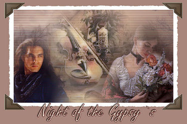 Night of the Gypsy's
