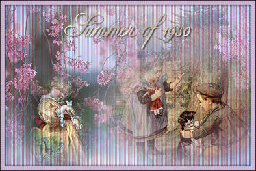 Summer of 1930