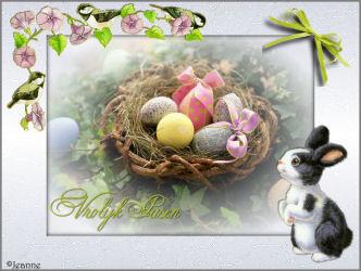 Vrolijk Pasen 2 - Happy Easter 2