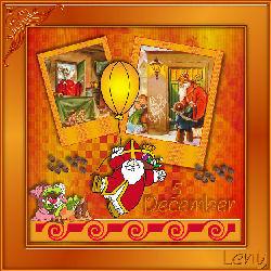 Sinterklaas Scrap - Sint's Scrap