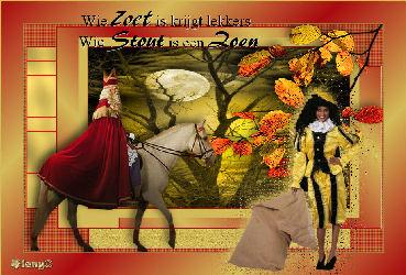 Wie zoet is - Who is sweet