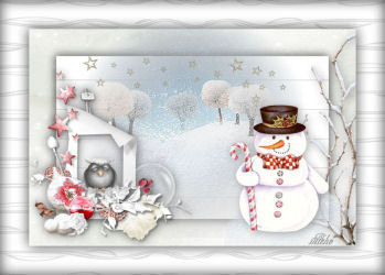 Kerstles 14 2012 - Christmas lesson 01 2012