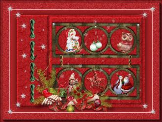 Kerstles 03 2013 - Christmas lesson 03 2013