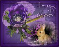 Gr�sse zum Osterfest - Happy Easter